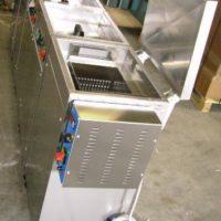 Impianti con forni di asciugatura per pezzi metallici