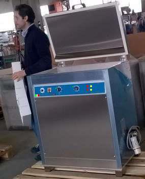 Lavatrici a ultrasuoni 200 LT.